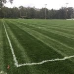 Warwick Wildcats Field Landscaping Whitetail Landscaping
